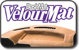 VelourMat Dashboard Covers
